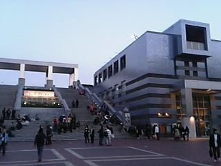 パルテノン多摩