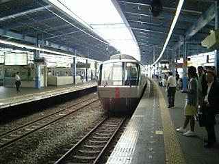 電車2日目