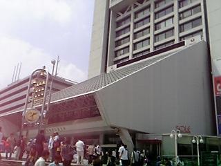 中野最終日