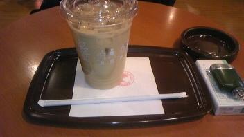 昼食&お茶